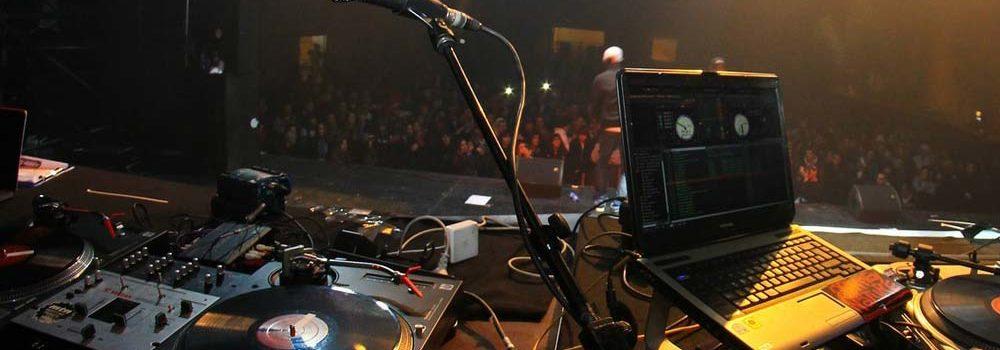DJ Joe @ Music Live Night 2016